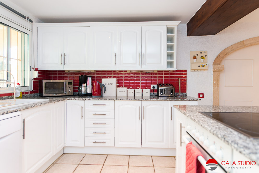 Javea Holiday Rental Villa Photographer