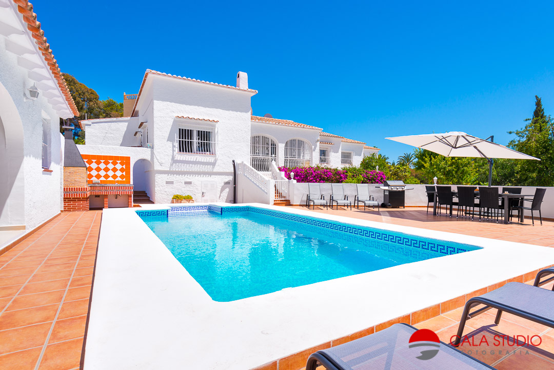 cape holiday villa photography