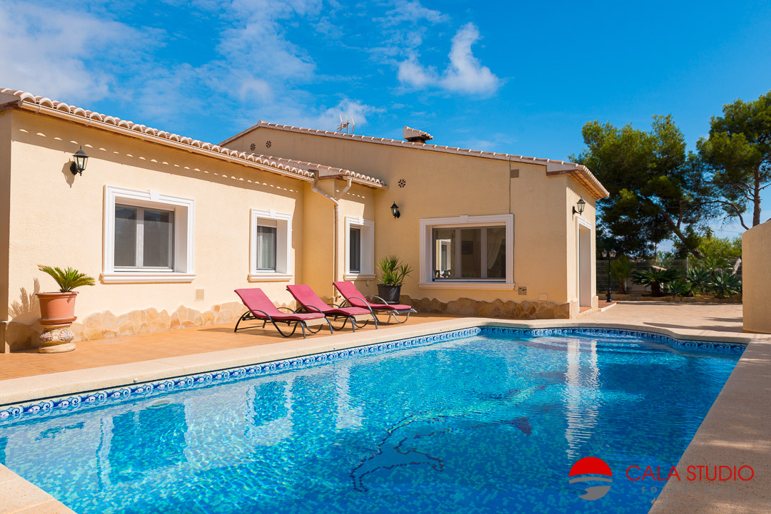 Calpe Photographer Holiday Rental Villas
