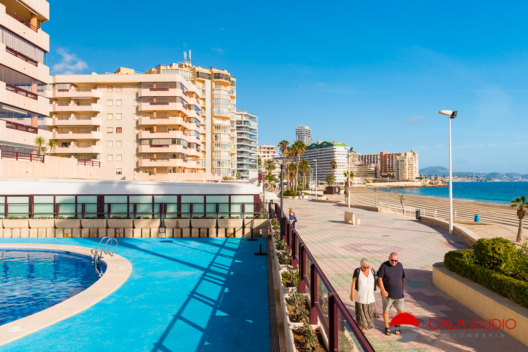 Calpe Professional Property Photographer Apartments