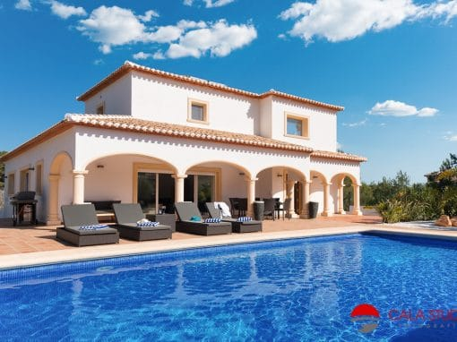 Javea Holiday Villa Photographer Costa Blanca