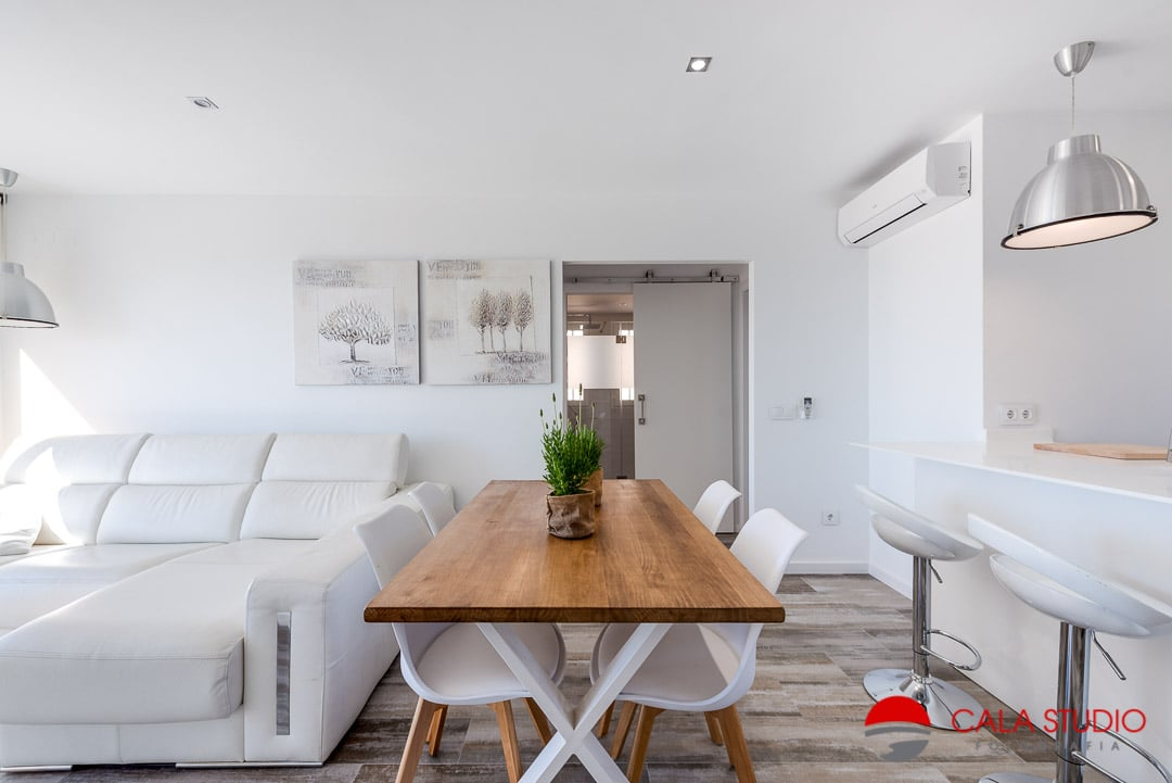 Calpe Airbnb Apartment Photographer