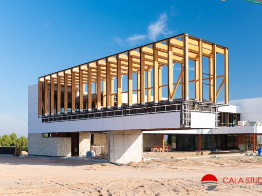 Editorial Photography Costa Blanca – Villa Construction
